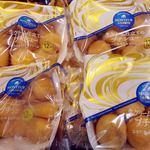 北の歓 菓子工房 - 生クリーム仕立てのプチシュー