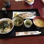 レストラン トラウト - 和定食