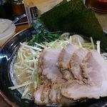 横浜家系ラーメン 町田商店 - ネギチャーシュー