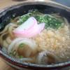 岡山屋 - 料理写真:かけうどん