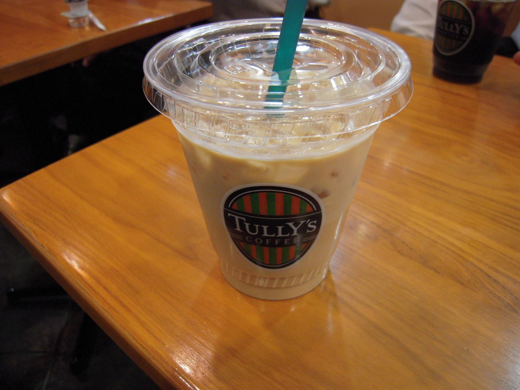 タリーズコーヒー 広島神辺店