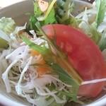 シェスタ - ◇ランチのサラダ…ボードメニューのみに付くもの