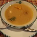 グリル一平 - Aランチ(スープ)