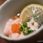 魚田 - 白子ポン酢【2013年12月】