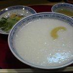 杏杏 - 中華粥