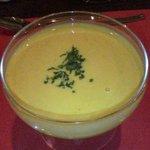 ブール ブラン - かぼちゃのスープ