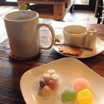 喫茶店 uzuビバレッヂ -