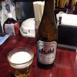 中国家庭料理 楊 - 瓶ビール♪
