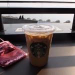 スターバックスコーヒー - アイスラテ:トール:380円