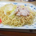 天茂 - 焼きそば(450円)