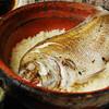 みやもと - 料理写真:自慢の鯛めし。一度はご賞下さい。