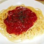 亜煉路館 - スパゲティミートソース