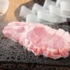 吉祥寺 じげもんとん - 料理写真:長崎芳寿豚は甘く柔らかい最高の肉質!!