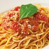 トマティーナ - 料理写真:完熟トマトとバジルのトマトソース