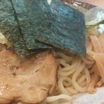 土竜 - 炙りチャーシュー・寿司屋の海苔