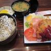 オオモリ - 料理写真:とんかつ定食 600円