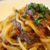 ペンション&レストラン ラ・コリーナ - 料理写真:【パスタランチ】牛スネ煮込みのパスタ