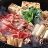 大市 - 料理写真:牛すき焼イメージ(2人前)