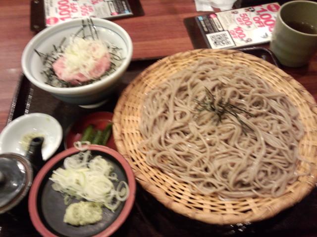 おらが蕎麦 神戸クリスタルタワー店