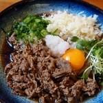 讃岐うどん はるしん - 料理写真:肉ぶっかけ