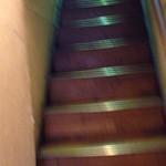 花菜 - 階段を上がってゆく