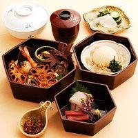 【43%OFF!通常価格6,533円→3,800円(税サ込)】野菜と旬魚の贅沢弁当
