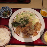 よかたい - 鶏から揚げ定食