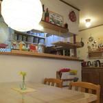 ピカポロンツァ - 台所から繰り出す手料理