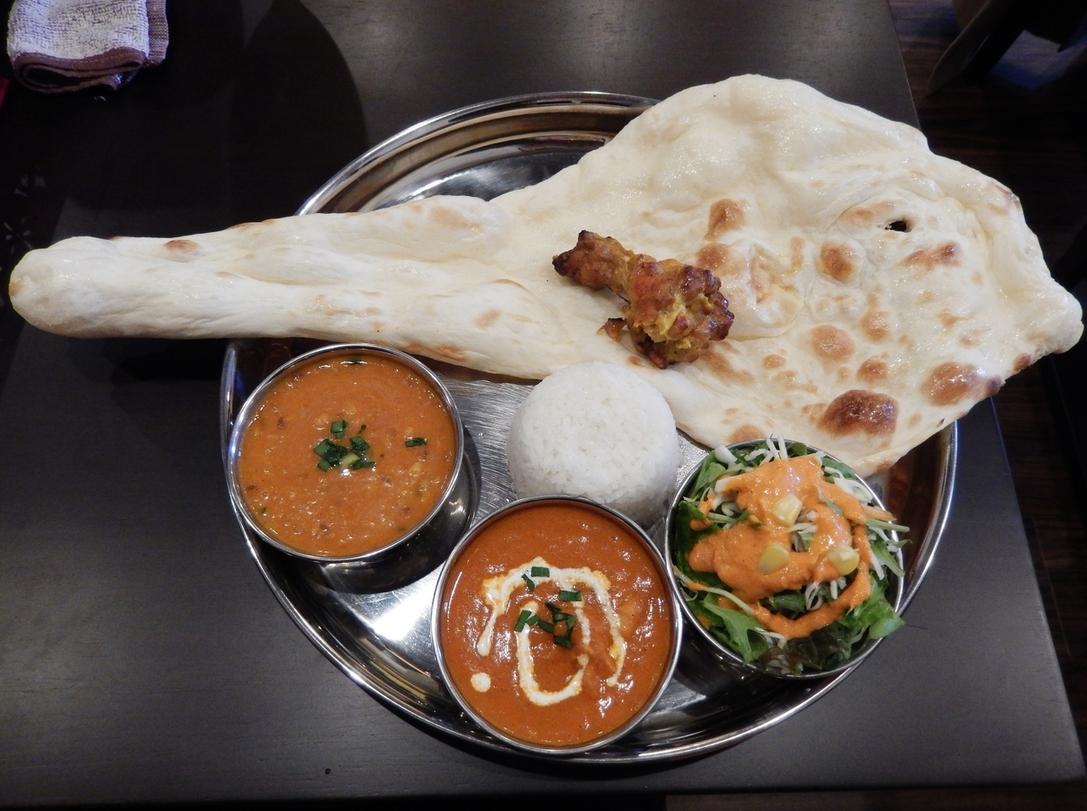 インド料理 INDIA