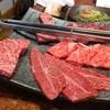 うし丸 - 料理写真:見るからに美味しそうなお肉。