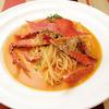 イタリア料理&バール たんと - 料理写真:渡り蟹のトマトクリームパスタ