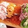 小山魚介センター 勝丸水産 - 料理写真:豪快のっけ寿司