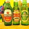 cafeロジウラのマタハリ春光乍洩 - 料理写真:アジアンビール