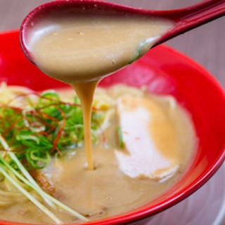 ダイナsoul - 料理写真:毎日全力でスープ作ってます。シルキーなピュアな白湯スープ。