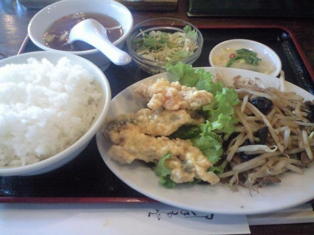 中華料理 シマ