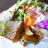 きいぶし - 料理写真: ごぼうサンド(五穀米パン)700円