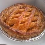 Blanc - 料理写真:アップルパイ