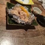 ほくろ屋 - 料理_2014年3月
