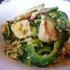 九州・沖縄料理 郷陽 - 料理写真:チャンプルの定食