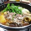 すきやきの松伊 - 料理写真:十勝牛食べ飲み放題(6300円)いい感じにグツグツしてきました