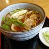 そば処大黒亭 - 料理写真:鴨南ばんそば(880円)
