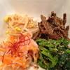 肉匠 紋次郎 - 料理写真:ナムル盛り合わせ