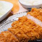 豚組食堂 - プレミアム銘柄豚ロースかつ膳(1.5倍)【2013年10月】