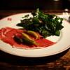 ローブリュー - 料理写真:生ハム&クレソンのサラダ