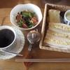 喫茶去 - 料理写真:玉子サンド中心でパンの生地もソフトで美味しい
