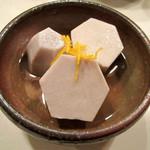 藤石 - 海老芋煮付け【2014.2月】