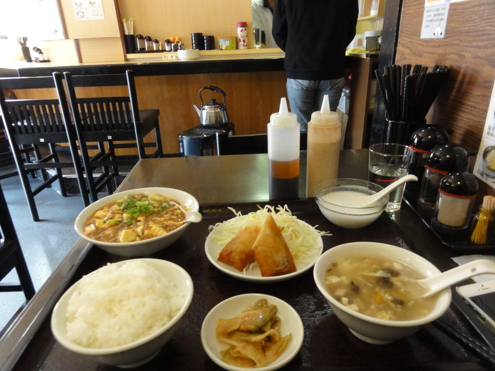 ほんこん中華料理