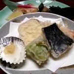 松花 - 天ぷら