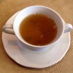 ガーデンレストラン 樹音 - ランチスープ