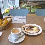 ザファームカフェ - 店内 THE FARM CAFE